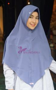 jilbab bergo syari era milenial
