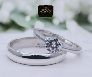 cincin tunangan palladium yang terpercaya
