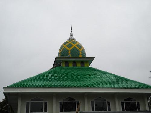 Kontraktor Kubah Masjid Jogja
