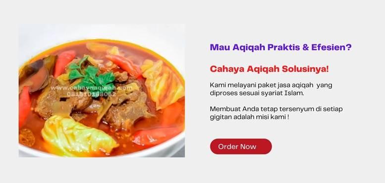 Aqiqah-Jakarta-Utara